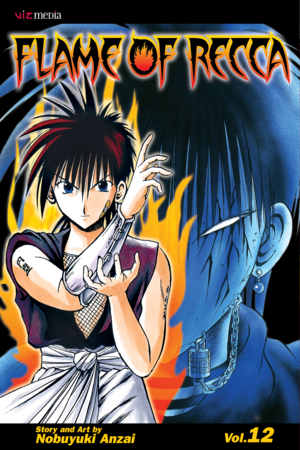 Flame of Recca Vol. 12: Flame of Recca, Volume 12